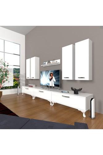 Eko 8d Slm Rustik Tv Ünitesi - DA10TV08 görseli, Picture 1