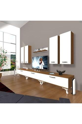 Eko 8d Slm Rustik Tv Ünitesi - DA10TV08 görseli, Picture 4