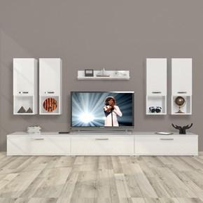 Eko 8da Mdf Tv Ünitesi - DA10TV09 görseli