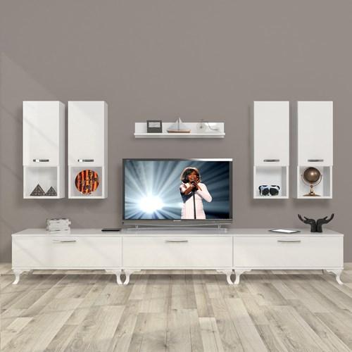 Eko 8da Mdf Rustik Tv Ünitesi - DA10TV12 görseli, Picture 1