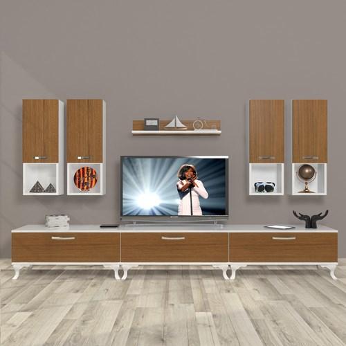 Eko 8da Mdf Rustik Tv Ünitesi - DA10TV12 görseli, Picture 3