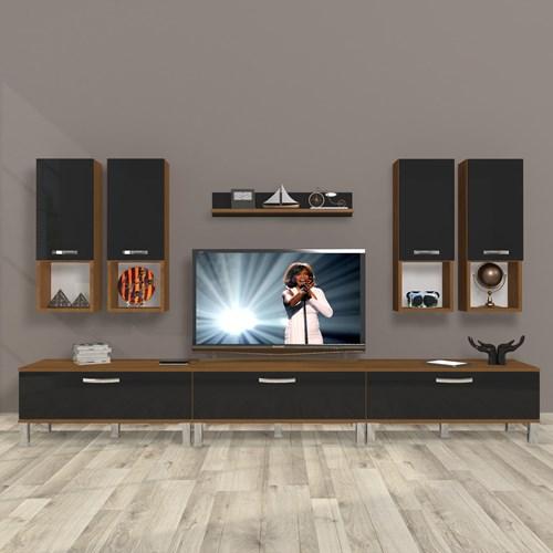 Eko 8da Slm Krom Ayaklı Tv Ünitesi - DA10TV14 görseli, Picture 5
