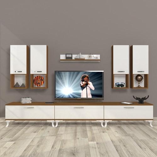 Eko 8da Slm Rustik Tv Ünitesi - DA10TV16 görseli, Picture 4