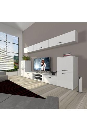Eko 9 Mdf Dvd Tv Ünitesi - DA12TV05 görseli, Picture 1
