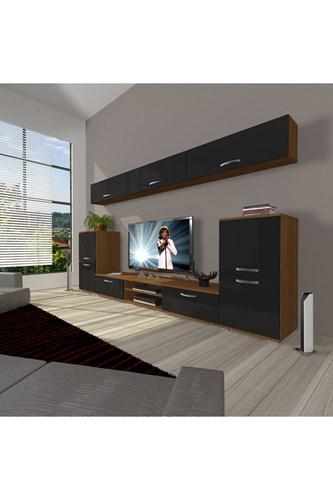 Eko 9 Mdf Dvd Tv Ünitesi - DA12TV05 görseli, Picture 5