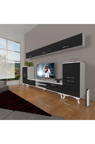 Eko 9 Slm Dvd Rustik Tv Ünitesi - DA12TV16 görseli, Picture 2
