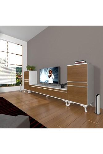 Eko On2 Mdf Std Rustik Tv Ünitesi - DA14TV04 görseli, Picture 3