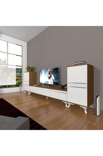 Eko On2 Mdf Std Rustik Tv Ünitesi - DA14TV04 görseli, Picture 4