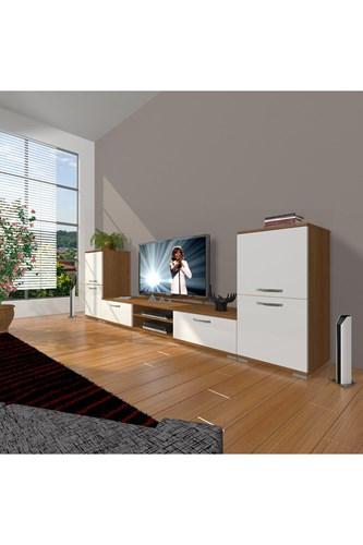 Eko On2 Mdf Dvd Tv Ünitesi - DA14TV05 görseli, Picture 4