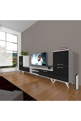 Eko On2 Mdf Dvd Retro Tv Ünitesi - DA14TV07 görseli, Picture 2