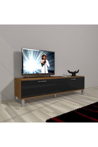 Eko 140 Mdf Std Krom Ayaklı Tv Ünitesi - DA15TV06 görseli, Picture 5