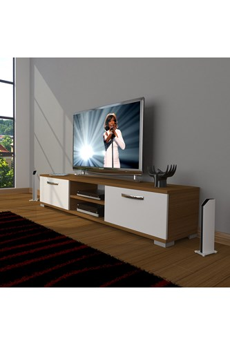 Eko 140 Mdf Dvd Tv Ünitesi - DA15TV09 görseli, Picture 4