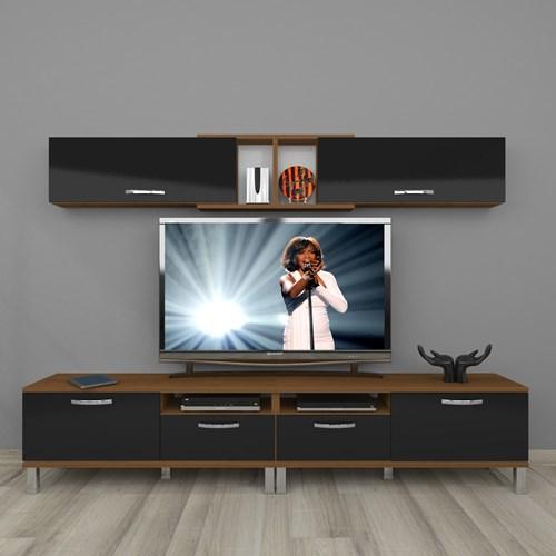 Eko 5220 Mdf Krom Ayaklı Tv Ünitesi - DA18TV02 görseli, Picture 5