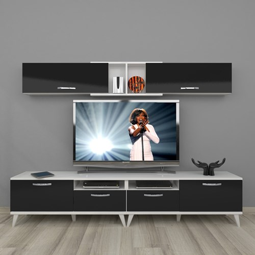 Eko 5220 Mdf Retro Tv Ünitesi - DA18TV03 görseli, Picture 2