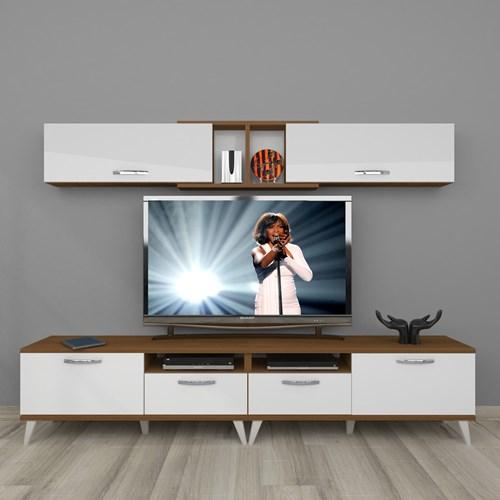 Eko 5220 Mdf Retro Tv Ünitesi - DA18TV03 görseli, Picture 4