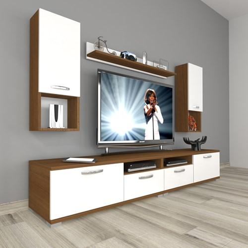 Eko 5220da Mdf Tv Ünitesi - DA18TV17 görseli, Picture 4