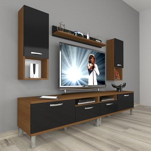 Eko 5220da Mdf Krom Ayaklı Tv Ünitesi - DA18TV18 görseli, Picture 5