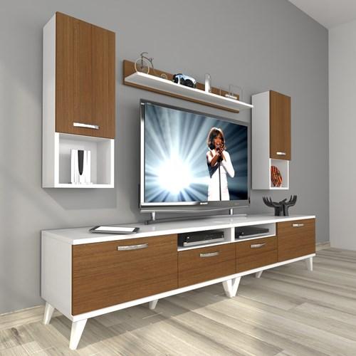 Eko 5220da Mdf Retro Tv Ünitesi - DA18TV19 görseli, Picture 3