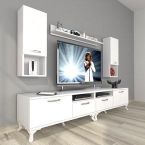 Eko 5220da Slm Rustik Tv Ünitesi - DA18TV24 görseli