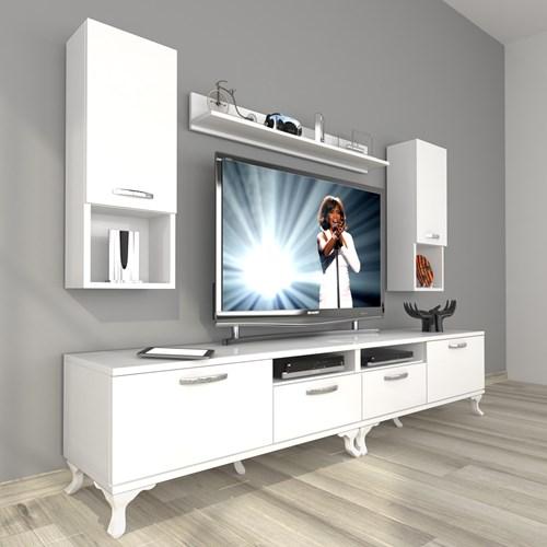 Eko 5220da Slm Rustik Tv Ünitesi - DA18TV24 görseli, Picture 1