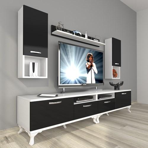 Eko 5220da Slm Rustik Tv Ünitesi - DA18TV24 görseli, Picture 2