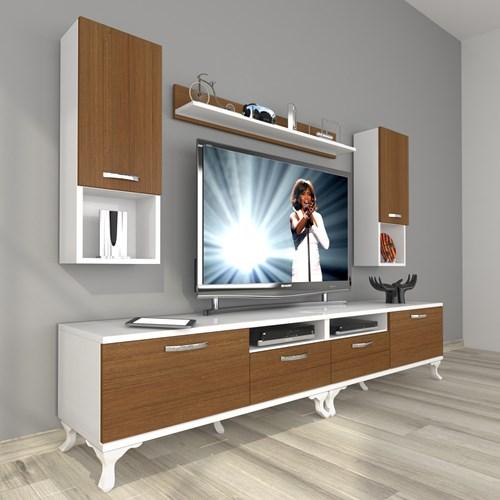 Eko 5220da Slm Rustik Tv Ünitesi - DA18TV24 görseli, Picture 3