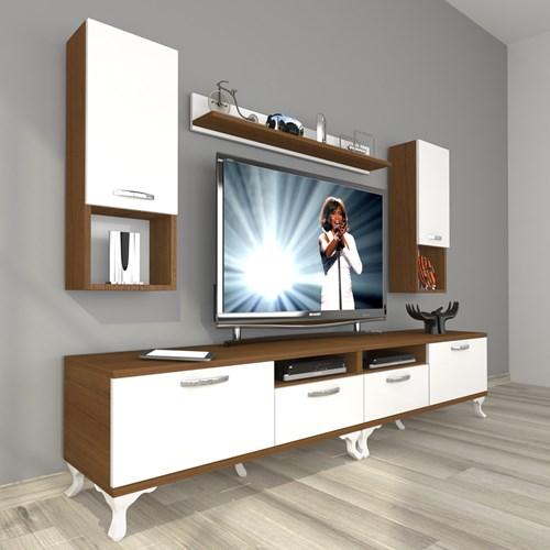 Eko 5220da Slm Rustik Tv Ünitesi - DA18TV24 görseli, Picture 4