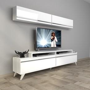 Ekoflex 5 Mdf Retro Tv Ünitesi - DA20TV03 görseli