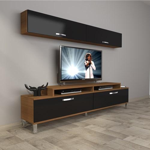 Ekoflex 5 Slm Krom Ayaklı Tv Ünitesi - DA20TV06 görseli, Picture 5
