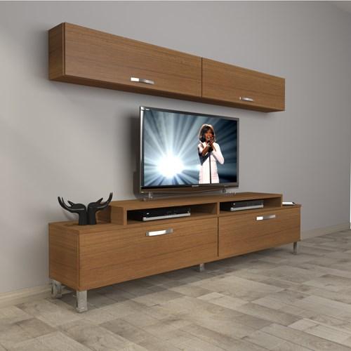 Ekoflex 5 Slm Krom Ayaklı Tv Ünitesi - DA20TV06 görseli, Picture 6