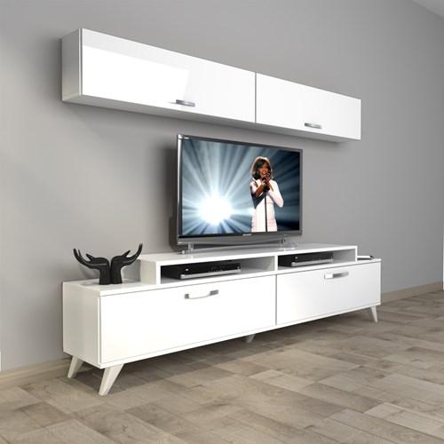 Ekoflex 5 Slm Retro Tv Ünitesi - DA20TV07 görseli, Picture 1