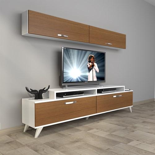Ekoflex 5 Slm Retro Tv Ünitesi - DA20TV07 görseli, Picture 3