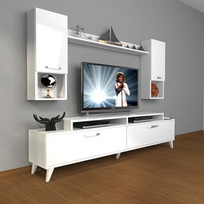 Ekoflex 5da Mdf Retro Tv Ünitesi - DA20TV11 görseli