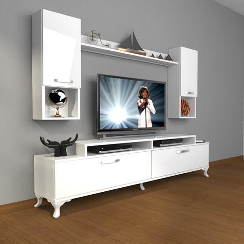 Ekoflex 5da Mdf Rustik Tv Ünitesi - DA20TV12 görseli, Picture 1