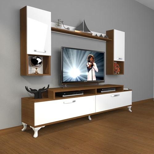 Ekoflex 5da Slm Rustik Tv Ünitesi - DA20TV16 görseli, Picture 4