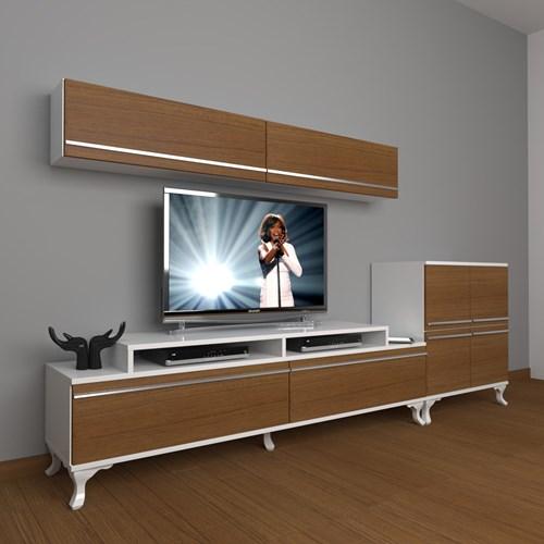 Ekoflex 6y Mdf Rustik Tv Ünitesi - DA21TV04 görseli, Picture 3