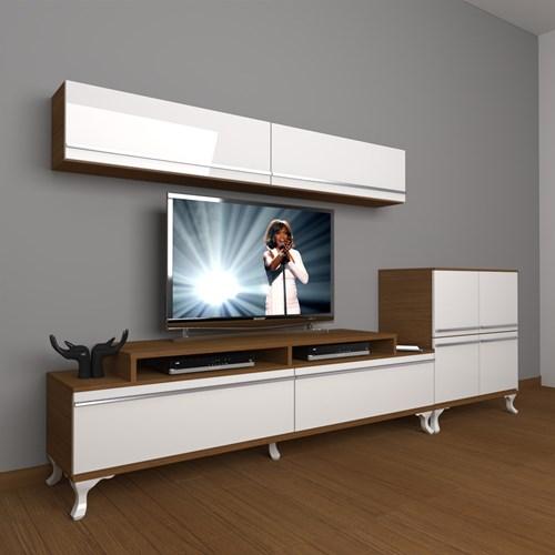 Ekoflex 6y Mdf Rustik Tv Ünitesi - DA21TV04 görseli, Picture 4