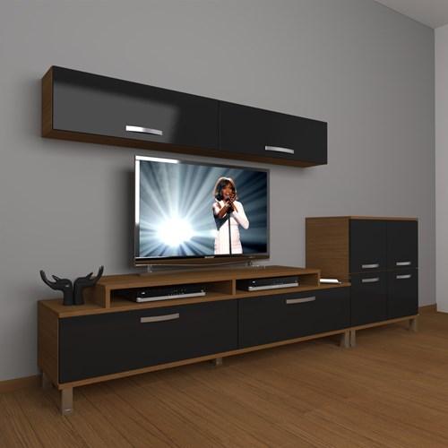 Ekoflex 6y Slm Krom Ayaklı Tv Ünitesi - DA21TV06 görseli, Picture 5