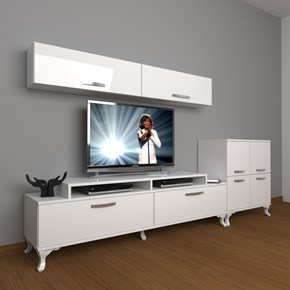 Ekoflex 6y Slm Rustik Tv Ünitesi - DA21TV08 görseli