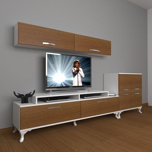 Ekoflex 6y Slm Rustik Tv Ünitesi - DA21TV08 görseli, Picture 3