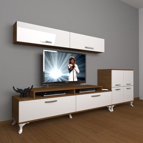 Ekoflex 6y Slm Rustik Tv Ünitesi - DA21TV08 görseli, Picture 4