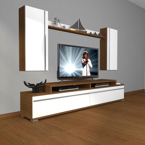 Ekoflex 7 Mdf Tv Ünitesi - DA22TV01 görseli, Picture 4