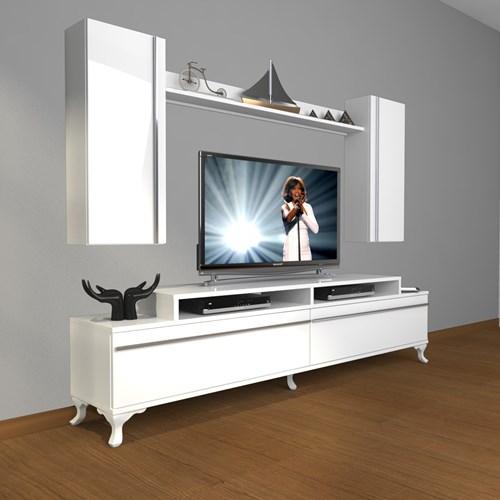 Ekoflex 7 Mdf Rustik Tv Ünitesi - DA22TV04 görseli, Picture 1