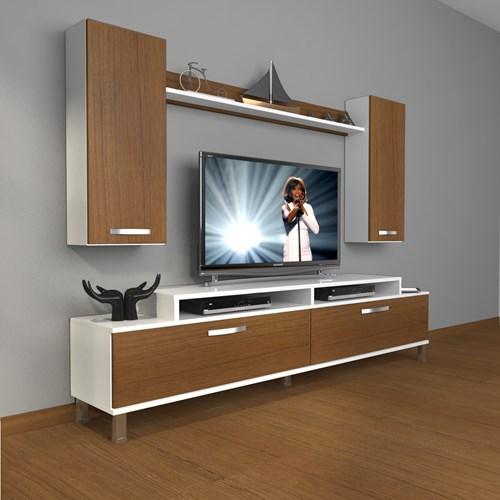 Ekoflex 7 Slm Krom Ayaklı Tv Ünitesi - DA22TV06 görseli, Picture 3