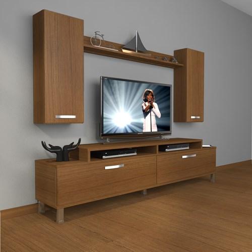 Ekoflex 7 Slm Krom Ayaklı Tv Ünitesi - DA22TV06 görseli, Picture 6