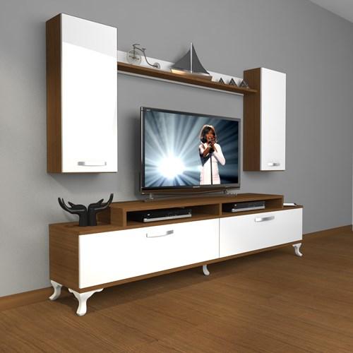 Ekoflex 7 Slm Rustik Tv Ünitesi - DA22TV08 görseli, Picture 4