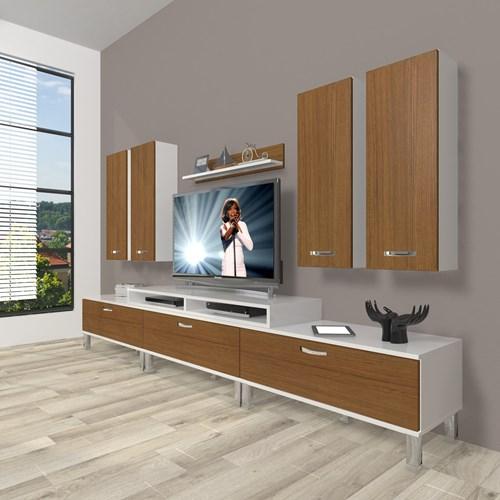 Ekoflex 8d Slm Krom Ayaklı Tv Ünitesi - DA23TV06 görseli, Picture 3