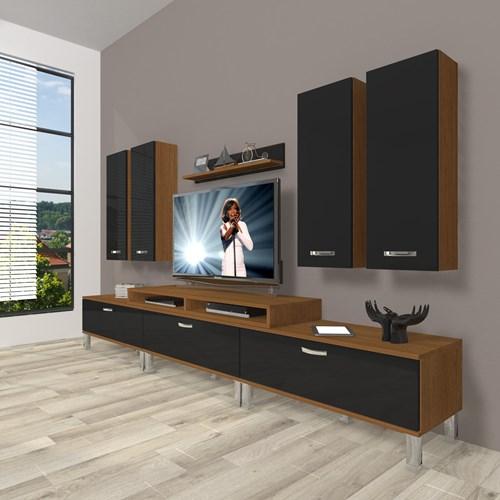 Ekoflex 8d Slm Krom Ayaklı Tv Ünitesi - DA23TV06 görseli, Picture 5
