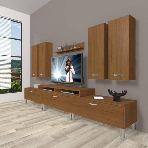 Ekoflex 8d Slm Krom Ayaklı Tv Ünitesi - DA23TV06 görseli, Picture 6