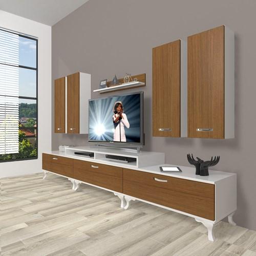 Ekoflex 8d Slm Rustik Tv Ünitesi - DA23TV08 görseli, Picture 3